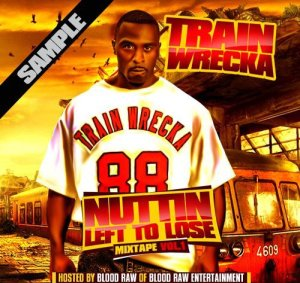 Train Wrecka Artwork