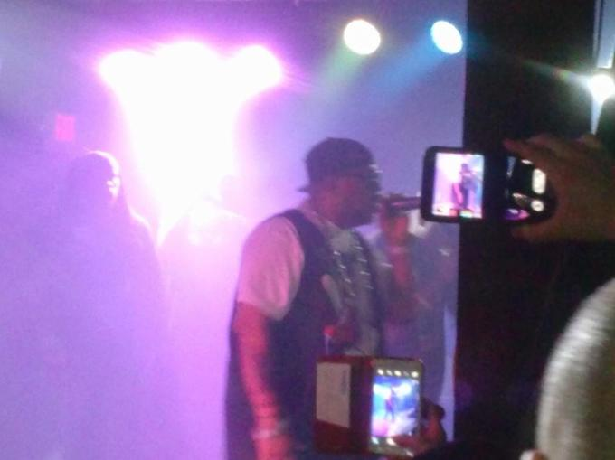 Chi Town Legend @TWISTAgmg Rocks Diverse Crowd at the Mad Magician