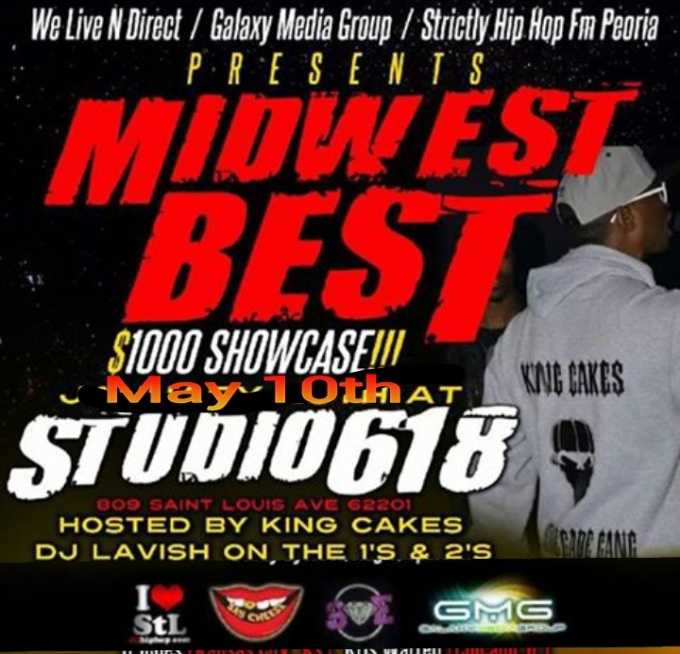 @WELIVENDIRECT MIDWEST BEST $1000 SHOWCASE SPRING EDITION MAY 10TH