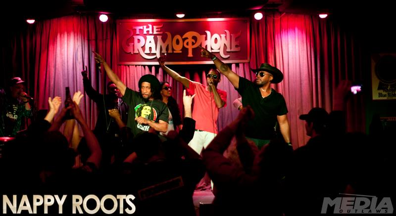 Country Boys The Nappy Roots ( @NappyRoots ) make waves across St.Louis  @TheGramophone