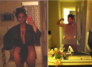 Jill Scott Caught in the Nude or Naww. (You Judge)