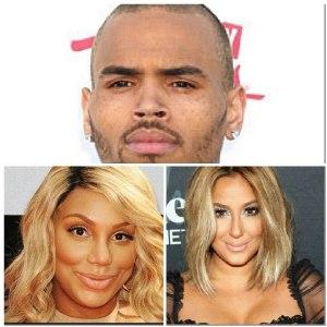 Chris Brown Tells Tamar